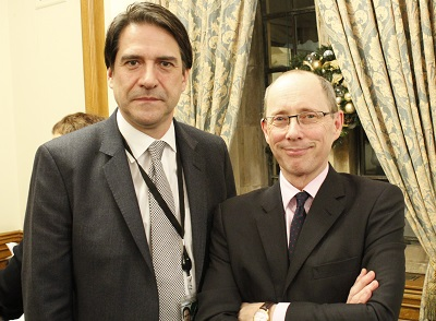 James Morris MP & Sir Andrew Dilnot CBE