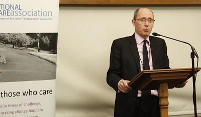 Sir Andrew Dilnot CBE