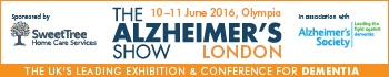 The Alzheimer's Show 2016