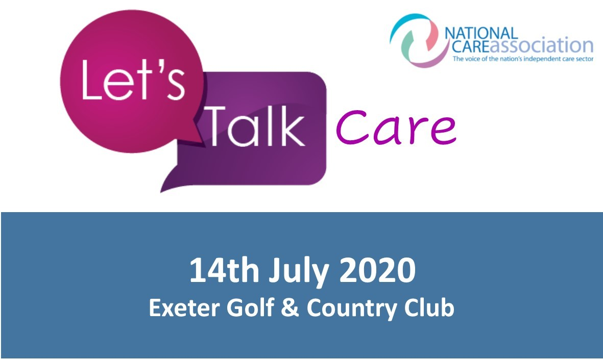 Lets Talk Care - South West Region