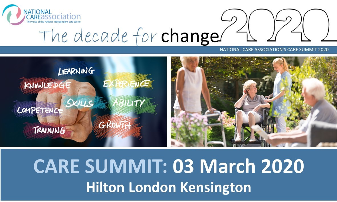 The decade for change 2020: care summit