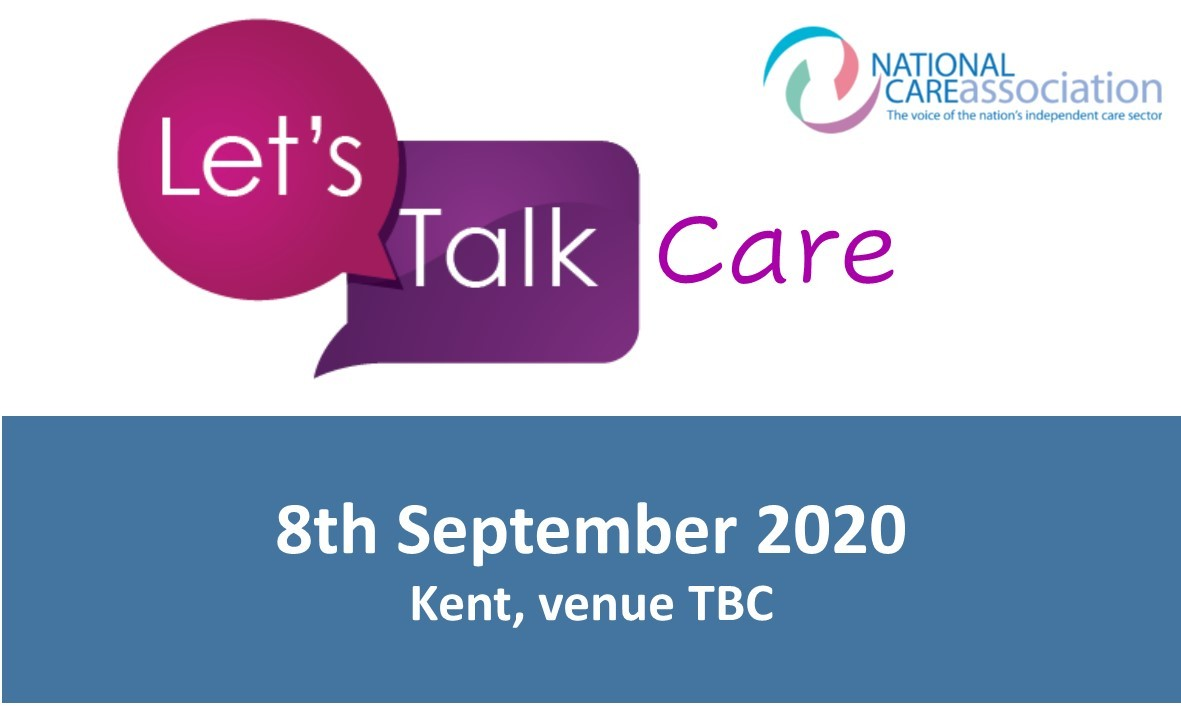 Lets Talk Care - South East Region