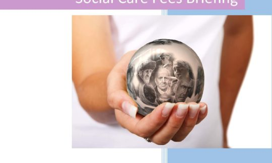 2019 Social Care Fees Briefing paper