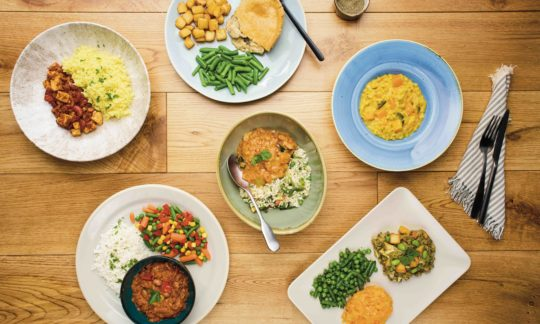 APETITO LAUNCHES NEW PLANT-BASED DISHES