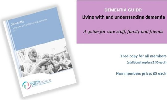 New Dementia Guide Now Available