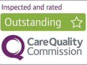 Award winning Blackpool care home receives 'outstanding' CQC report.
