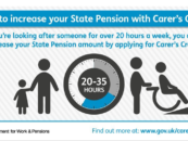 How to increase your State Pension with Carer's Credit