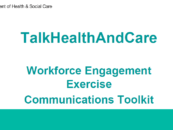 Talk Health and Care Communications toolkit