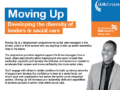 Moving Up - Developing the diversity of leaders in social care